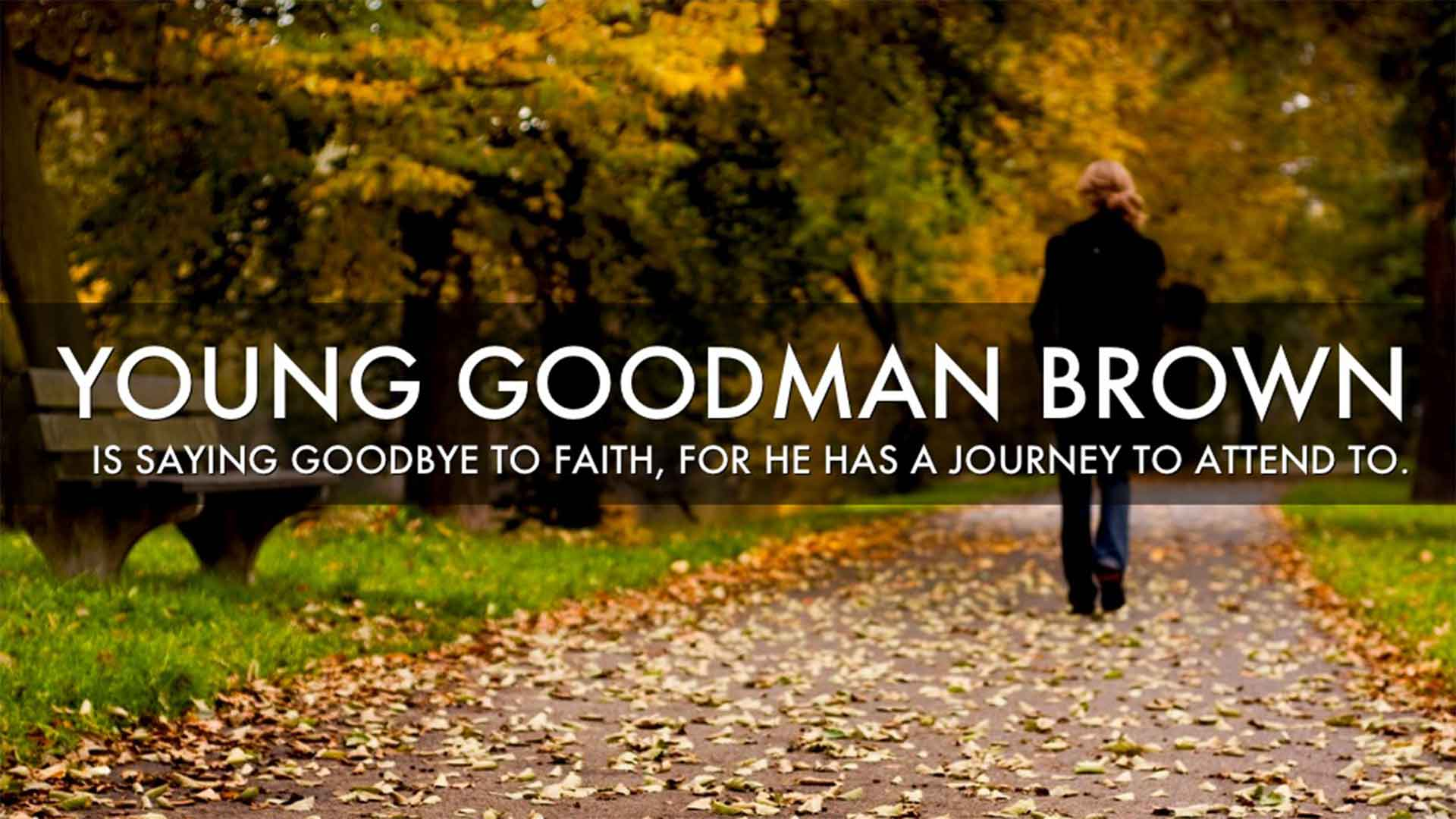 read young goodman brown pdf full text